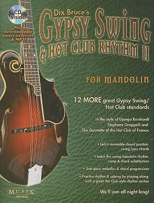 Gypsy Swing & Hot Club Rhythm for Mandolin By Bruce, Dix